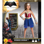DEGUIS LUXE WONDER WOMAN DAWN OF JUSTICE 7-8 ans